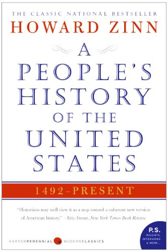 People's History of the United States  Revised edition cover