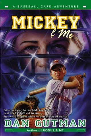 Mickey and Me   2003 9780064472586 Front Cover