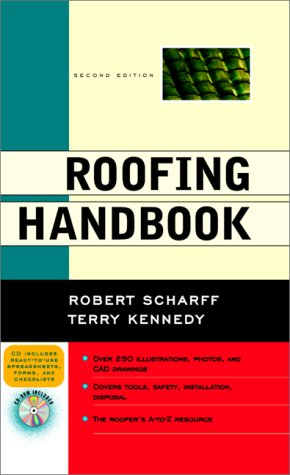 Roofing Handbook  2nd 2001 edition cover