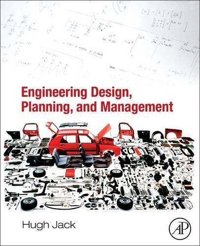 Engineering Design, Planning, and Management   2013 edition cover