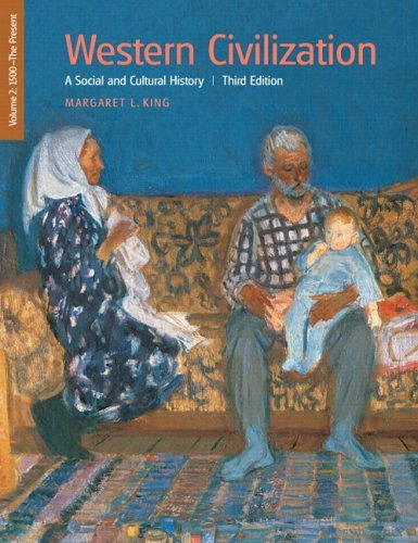Western Civilization A Social and Cultural History 3rd 2006 (Revised) edition cover
