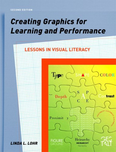 Creating Graphics for Learning and Performance Lessons in Visual Literacy 2nd 2008 edition cover