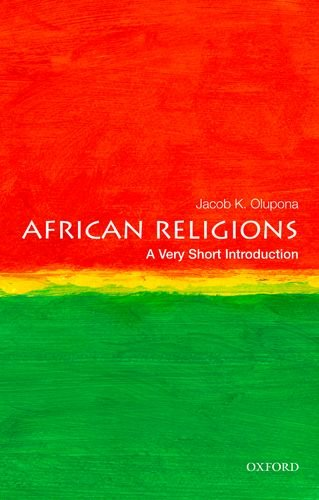 African Religions   2013 edition cover