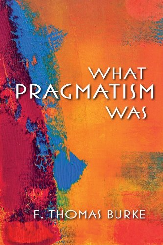 What Pragmatism Was   2013 9780253009586 Front Cover