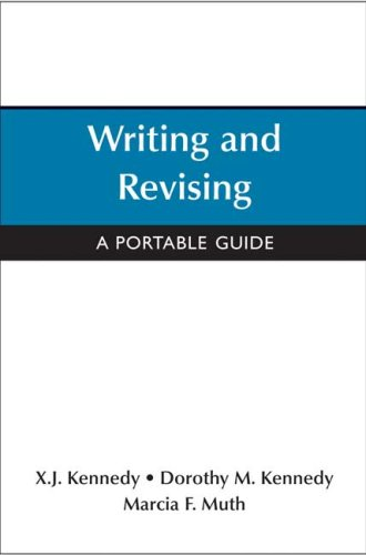 Writing and Revising A Portable Guide N/A 9780312454586 Front Cover