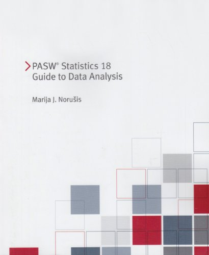 PASW Statistics 18 Guide to Data Analysis   2011 edition cover