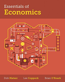 Essentials of Economics:   2015 9780393264586 Front Cover