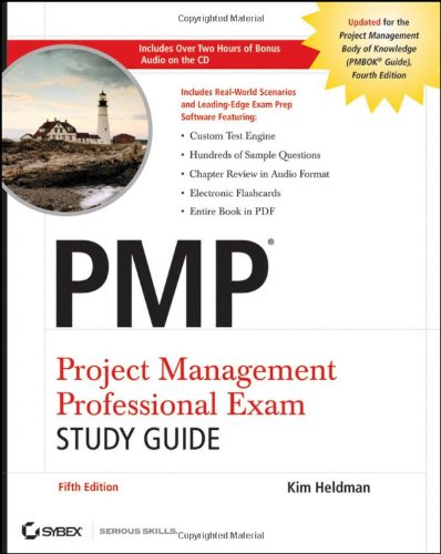 Project Management Professional Exam  5th 2009 (Guide (Pupil's)) 9780470455586 Front Cover