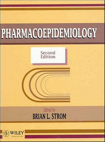 Pharmacoepidemiology 2nd 1994 9780471940586 Front Cover