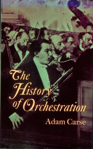History of Orchestration  N/A edition cover