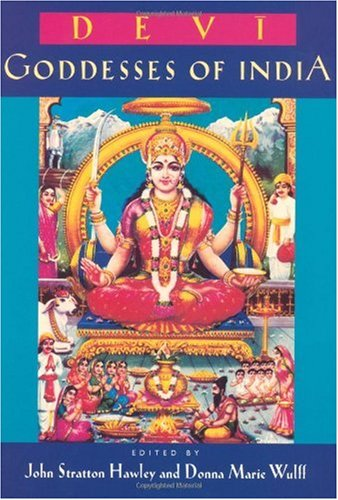 Devi Goddesses of India  1996 edition cover