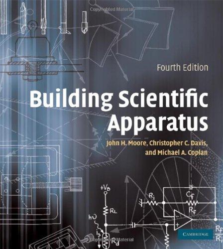 Building Scientific Apparatus  4th 2009 edition cover