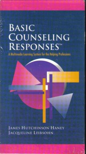 BASIC COUNSELING RESPONSES-VID 1st edition cover