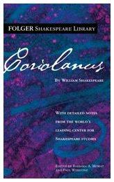 Coriolanus  N/A edition cover
