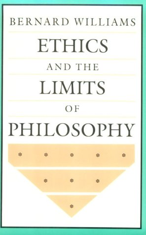 Ethics and the Limits of Philosophy   1985 edition cover