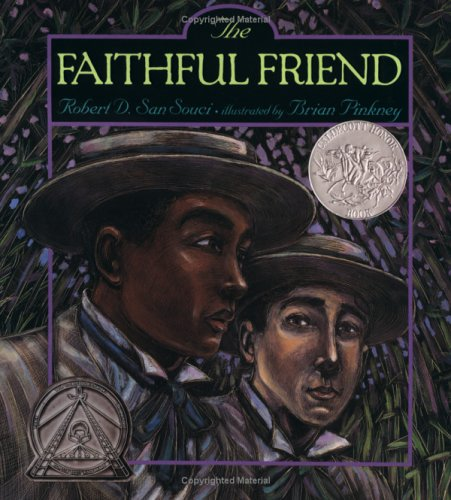 Faithful Friend   1999 9780689824586 Front Cover