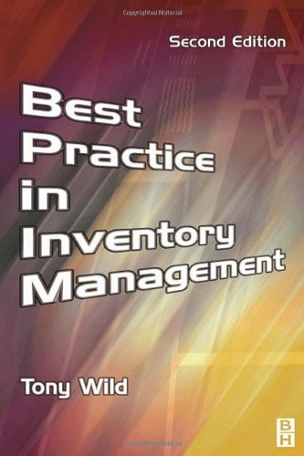 Best Practice in Inventory Management  2nd 2002 (Revised) edition cover
