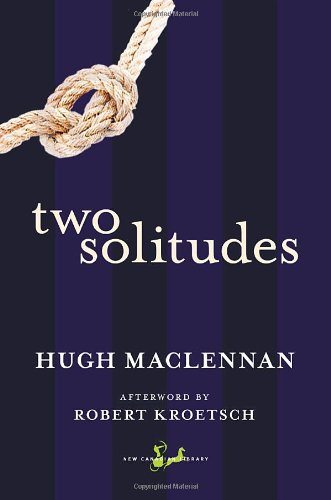 Two Solitudes   2008 edition cover