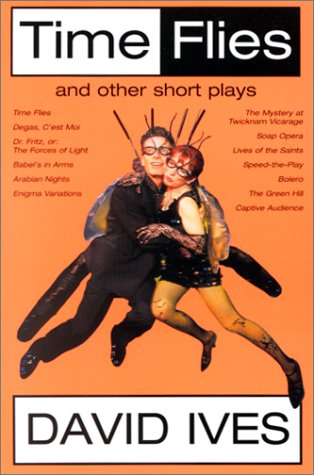 Time Flies and Other Short Plays   2001 edition cover