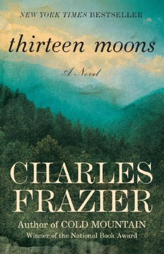 Thirteen Moons  N/A edition cover