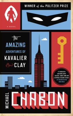 Amazing Adventures of Kavalier and Clay  N/A edition cover