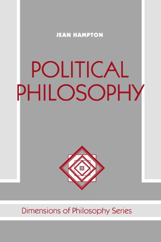 Political Philosophy   1996 (Revised) edition cover