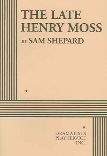 Late Henry Moss  N/A edition cover