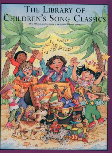 Library of Children's Song Classics  N/A edition cover