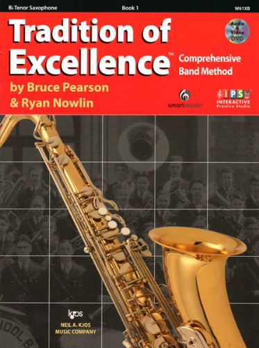 TRAD.OF EXCEL.,BK.1:BB TENOR S N/A edition cover