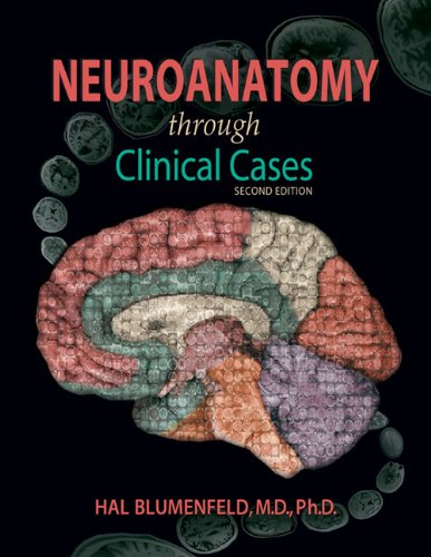 Neuroanatomy Through Clinical Cases Superseded By 978-0-87893-613-7 2nd 2010 (Revised) 9780878930586 Front Cover