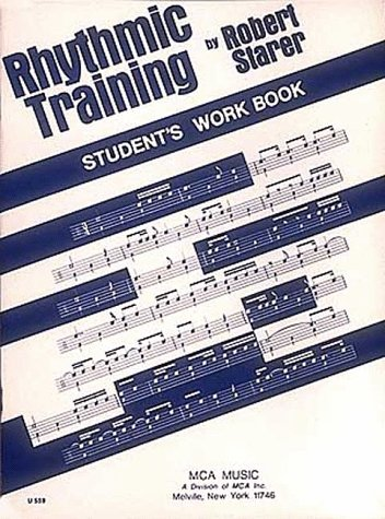 Rhythmic Training  Student Manual, Study Guide, etc.  edition cover