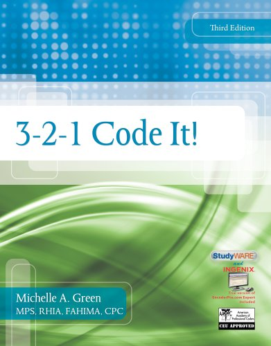 3-2-1 Code It!  3rd 2012 edition cover