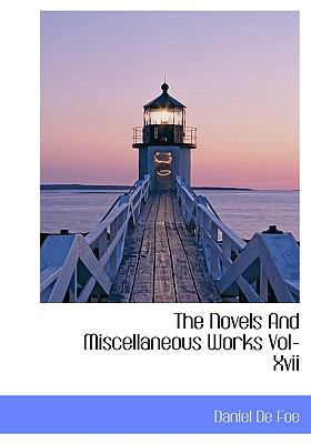 Novels and Miscellaneous Works Vol-Xvii N/A 9781115191586 Front Cover