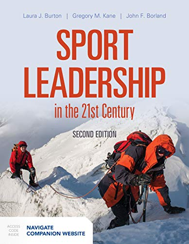 Sport Leadership in the 21st Century:   2019 9781284149586 Front Cover