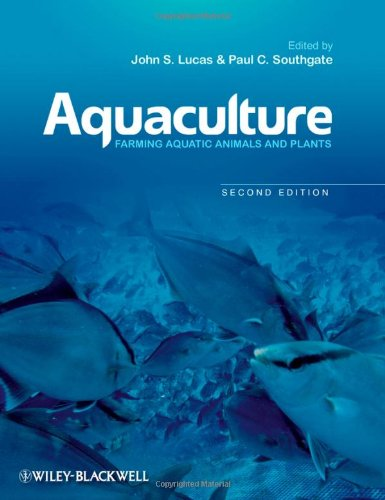 Aquaculture Farming Aquatic Animals and Plants 2nd 2012 edition cover