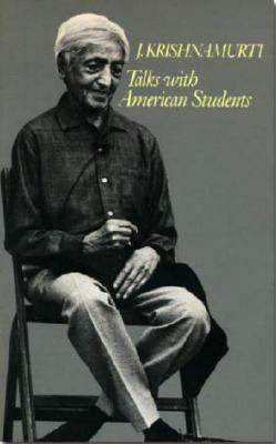Talks with American Students  N/A 9781570626586 Front Cover