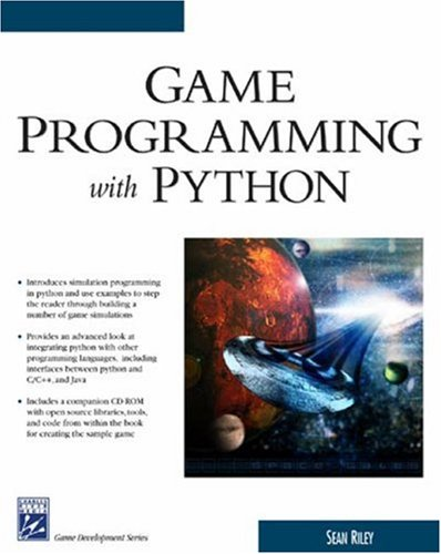 Game Programming with Python   2004 edition cover