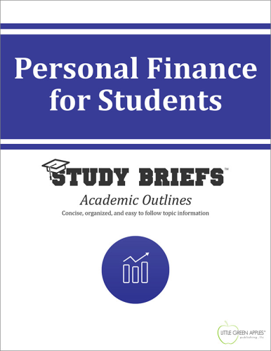Personal Finance for Students cover