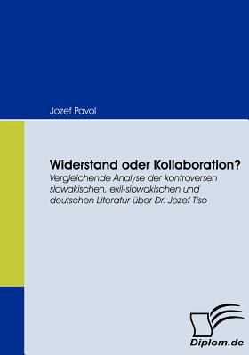 Widerstand Oder Kollaboration?   2008 9783836667586 Front Cover