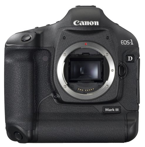 Canon EOS 1D Mark III 10.1MP Digital SLR Camera (Body Only) (Discontinued by Manufacturer) product image