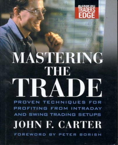 Mastering the Trade Proven Techniques for Profiting from Intraday and Swing Trading Setups  2006 edition cover