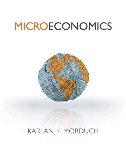 Microeconomics:   2013 edition cover