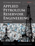 Applied Petroleum Reservoir Engineering  3rd 2015 edition cover