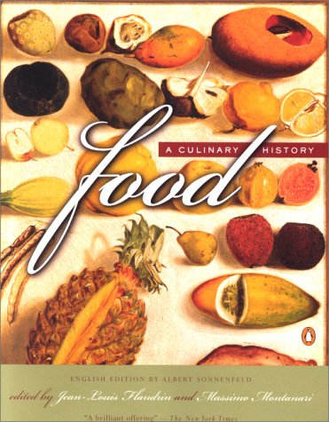 Food A Culinary History N/A edition cover