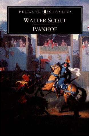 Ivanhoe  2nd 2000 edition cover