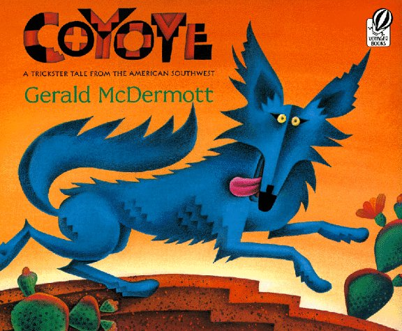 Coyote A Trickster Tale from the American Southwest  1994 edition cover