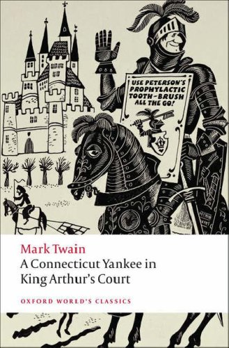 Connecticut Yankee in King Arthur's Court   2008 edition cover