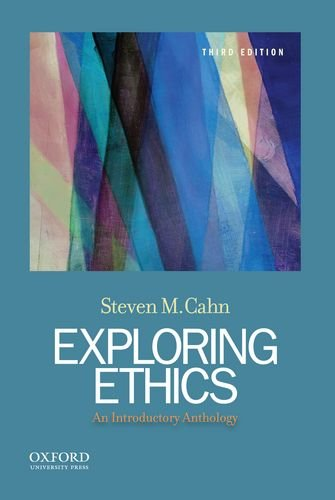 Exploring Ethics: An Introductory Anthology  2013 edition cover