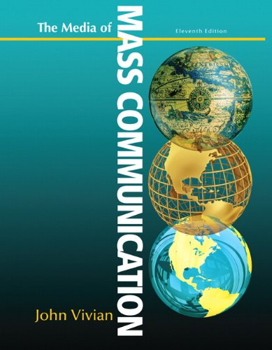 Media of Mass Communication  11th 2013 (Revised) edition cover