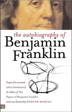 Autobiography of Benjamin Franklin  2nd 2003 edition cover